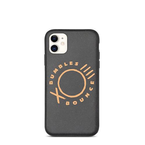 Bumbles Logo Biodegradable phone case