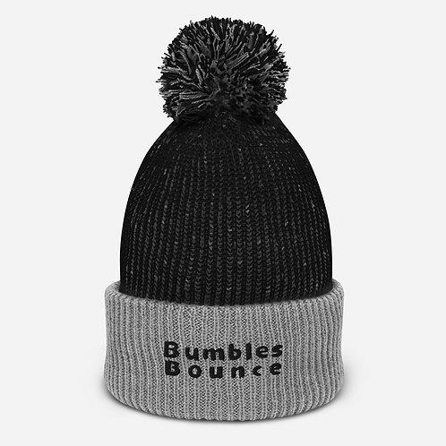 Bumbles Bounce Pom-Pom Beanie