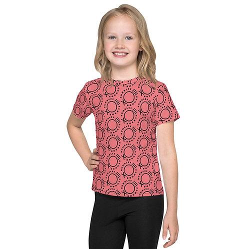 Bumbles logo Kids crew neck t-shirt