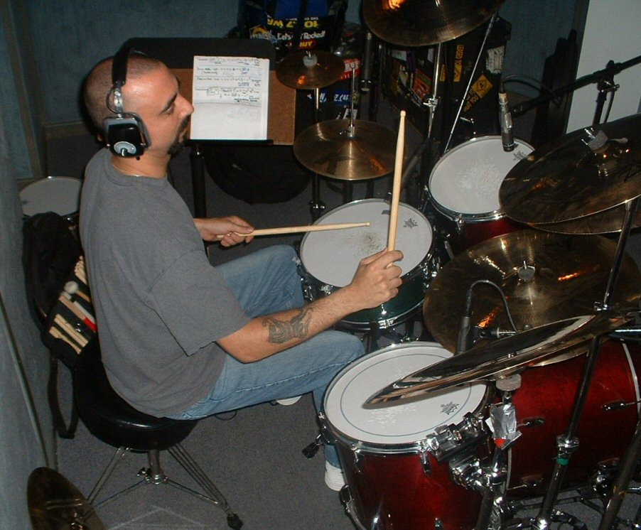 30 Minute VIRTUAL Drum Lesson