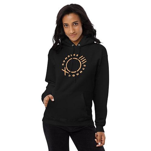 Bumbles logo Unisex fleece hoodie