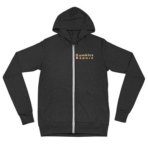 Bumbles (Lightweight) Unisex zip hoodie