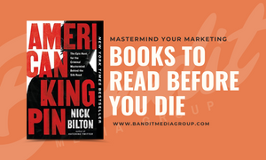Books to read before you die, American Kingpin, Bandit Media Group