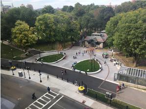 Parkman Plaza