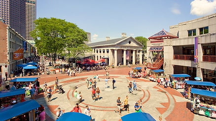 Faneuil Hall-MarketPlace Pressley