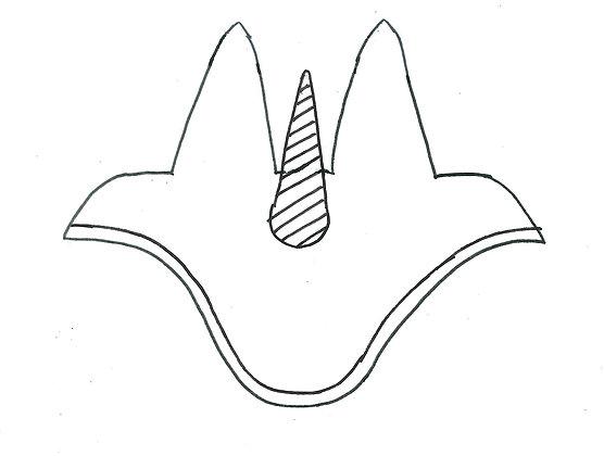 Bonnet personnalisable Cheval