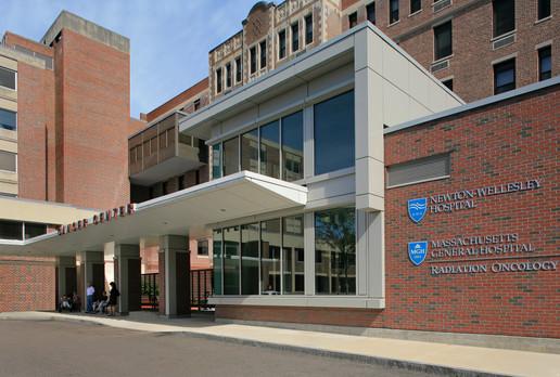 Cancer Center Entrance
