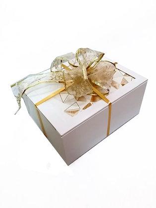Box de Noël Or