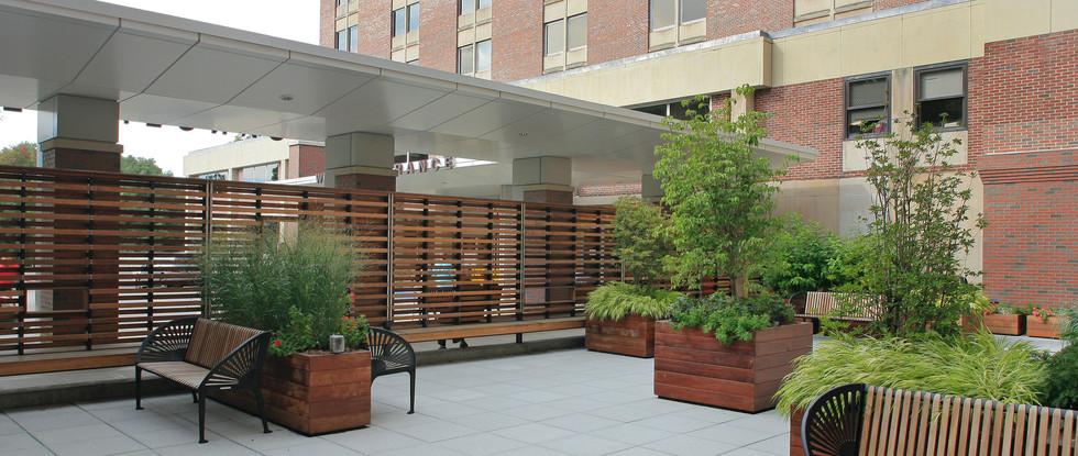 Cancer Center Garden
