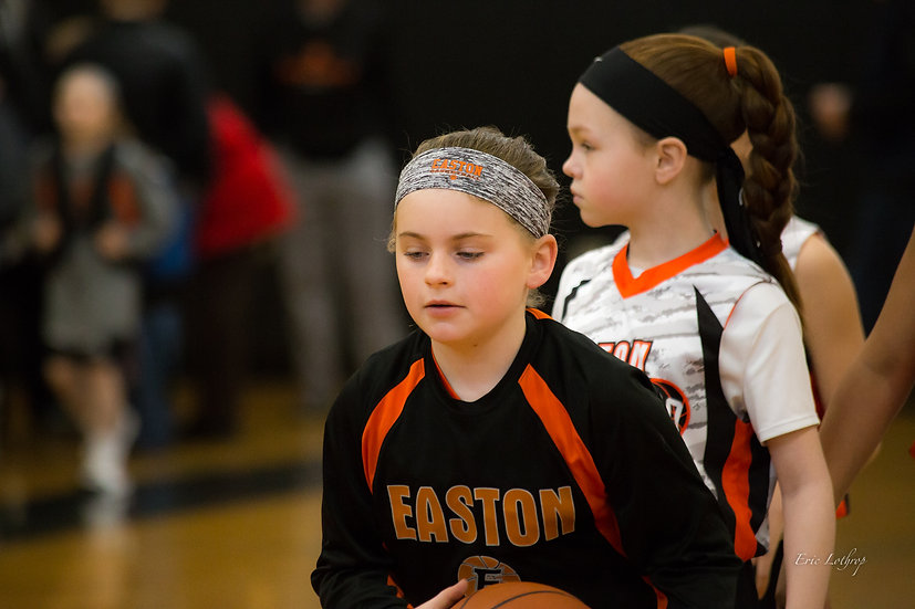 Easton Girls Basketball