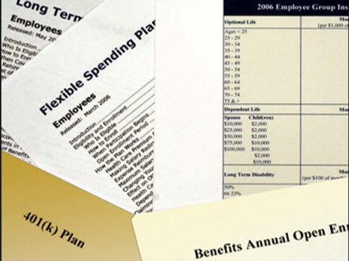 Employee Benefits - What Supervisors need to know