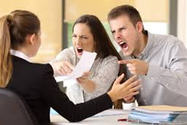 Lidando com um cliente difícil