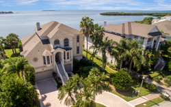 Gulf Front Home