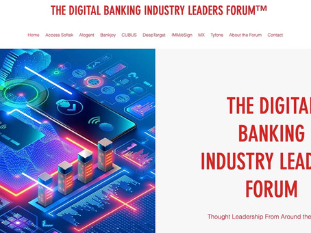 Finopotamus Launches the Digital Banking Industry Leaders Forum