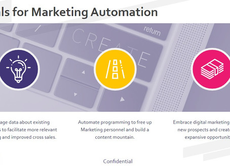 Marketing Automation – A Step Towards Marketing Transformation