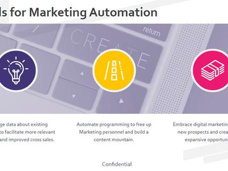Marketing Automation – A Step Towards Marketing Transformation