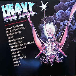 Heavy Metal Music from the Movie