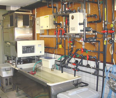 殺菌電解機能水装置