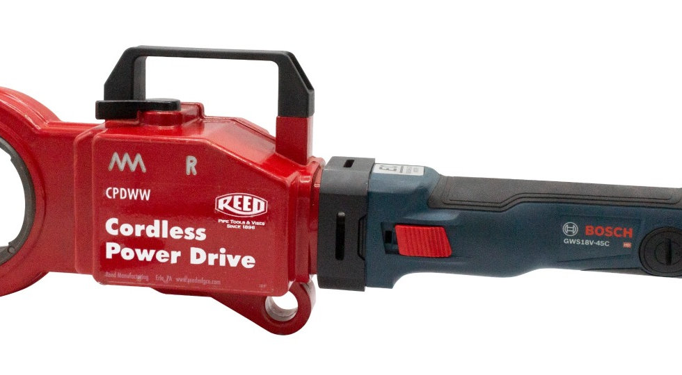 Reed Cordless Power Drive