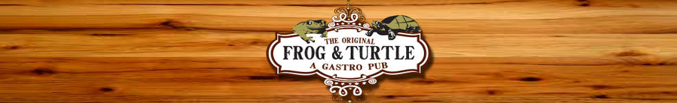 The Frog and Turtle...a