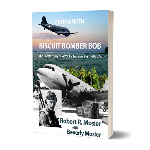 FLYING WITH BISCUIT BOMBER BOB