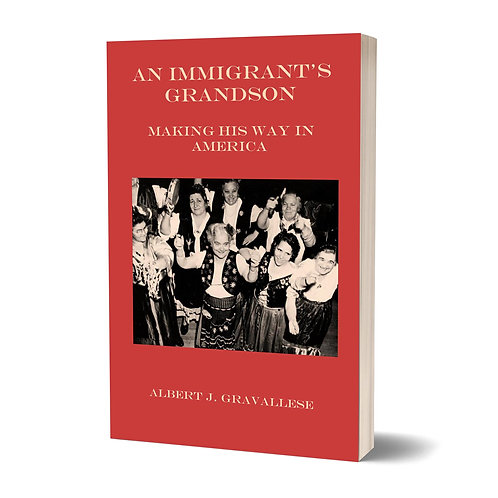 AN IMMIGRANT'S GRANDSON