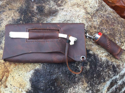 Soaring Scavengers Tobacco Pouch