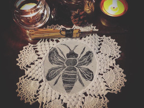 New blog, first Etsy Shop update of 2021 & Altar Cloths
