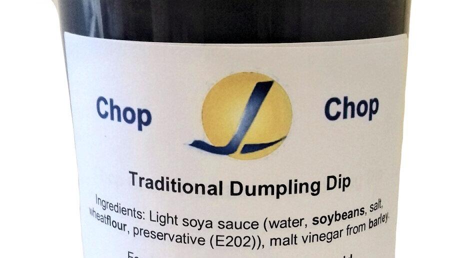 Traditional dumpling dip