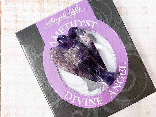 Ängelkristall Ametist