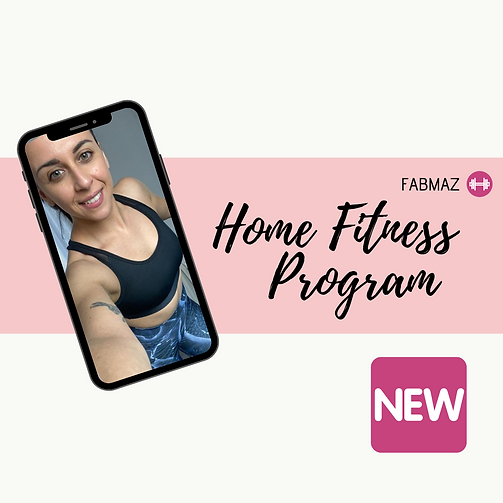 Home Fitness Program by FAB