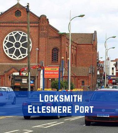 locksmith Ellesmere Port