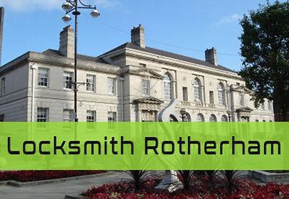 locksmith rotherham