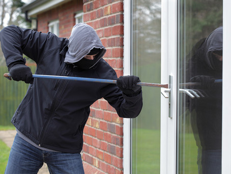 Protect Your Home from Burglaries