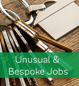 Unusual & Bespoke Jobs Image