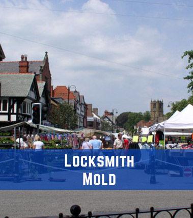 locksmith mold