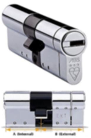 ABS Anti-snap lock 2