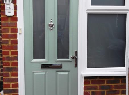 When to Change Front Door Locks