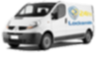Leeds Locksmith Van