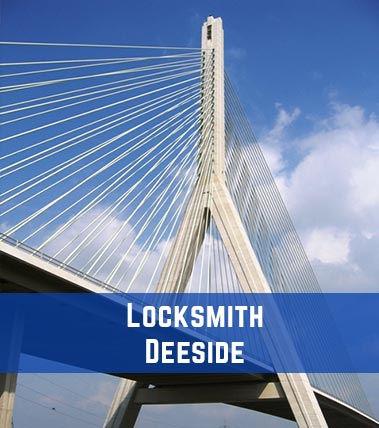 locksmith deeside
