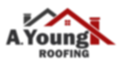 A Young Roofing Logo