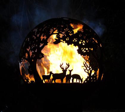 Commission Fire Brazier