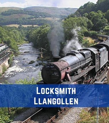 locksmith Llangollen