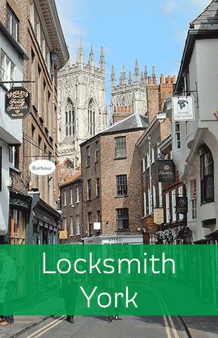 Locksmith York