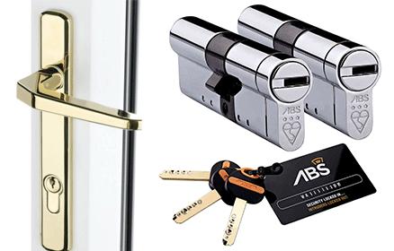 snap-safe locks