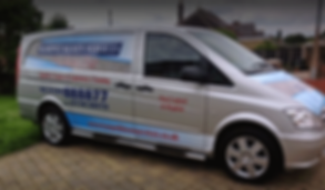 Carpet Cleaning Docaster Van