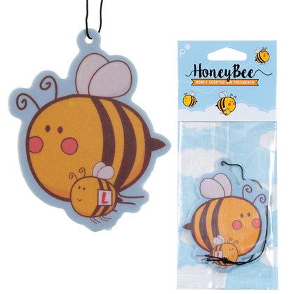 Honey Bee Air Freshner for your car