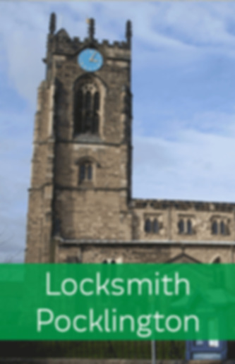 Locksmith Pocklington