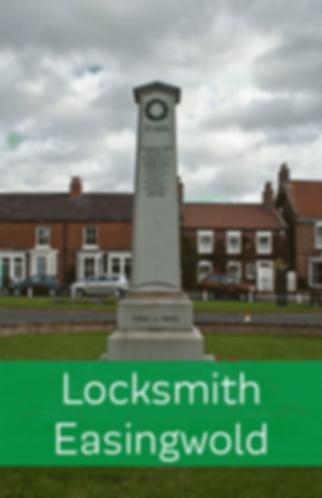 Locksmith Easingwold