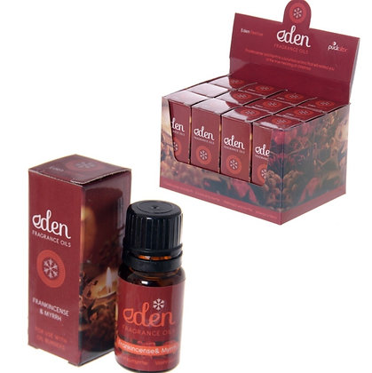 Frankincense and Myrrh Eden Fragrance Oil 10ml